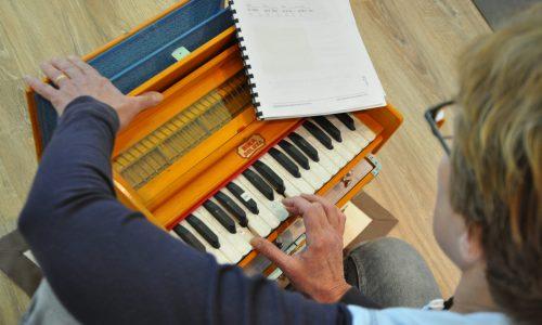 Vervolgworkshops harmonium & mantra