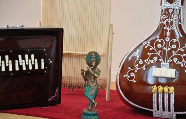 Tanpura en monochord