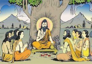 Leer vedische mantra's